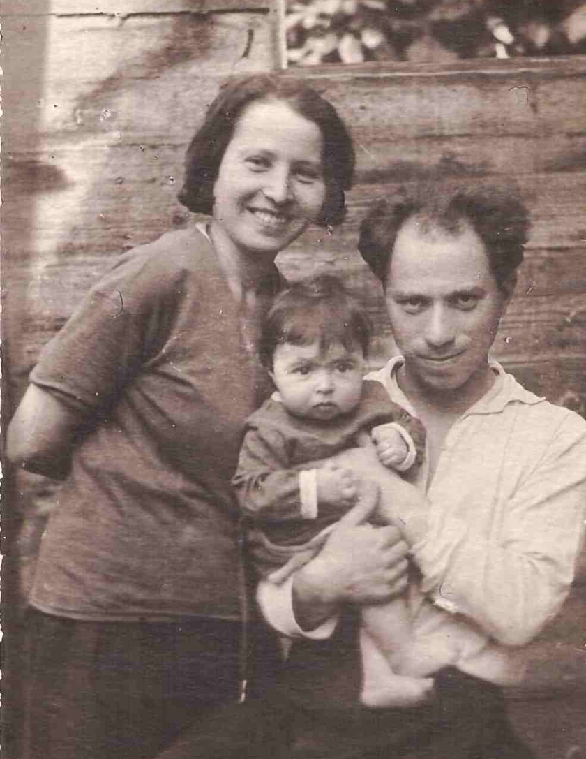 Арон, Бася, Мифа 1932