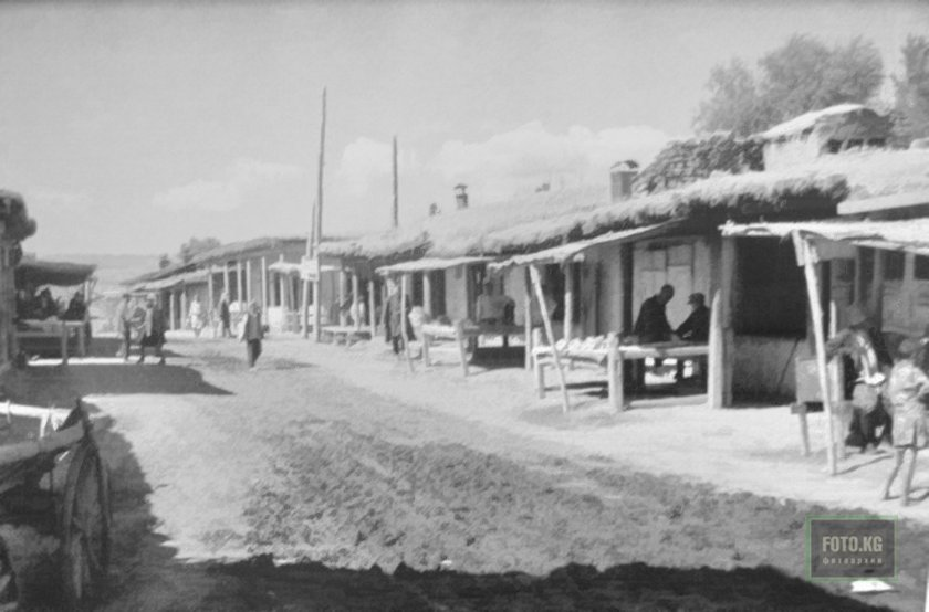 киргизия,базар