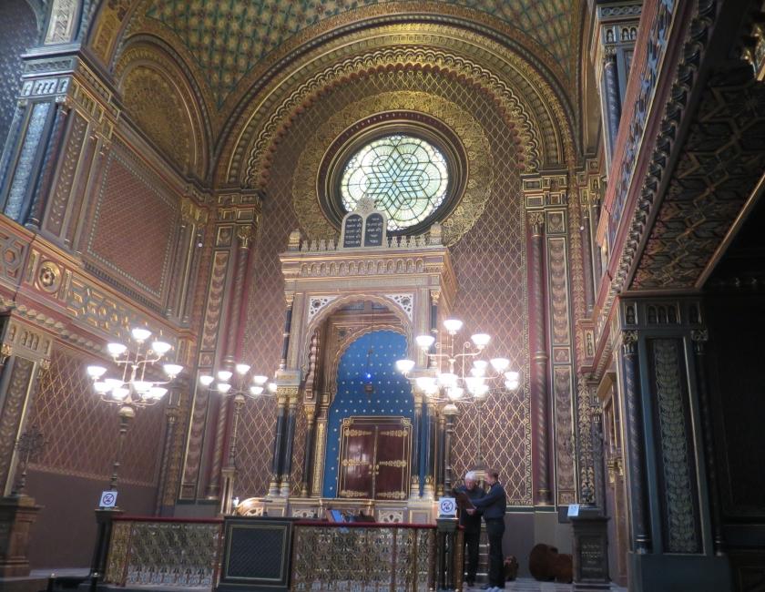 Испанская синагога =