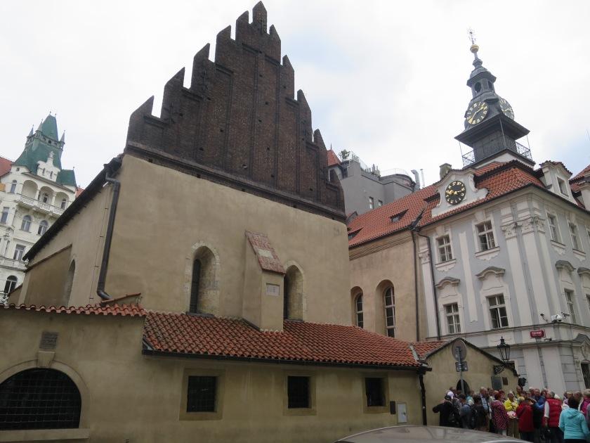 Староновая синагога Еврейская ратуша