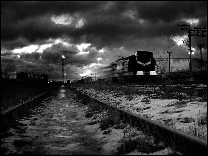поезд0призрак